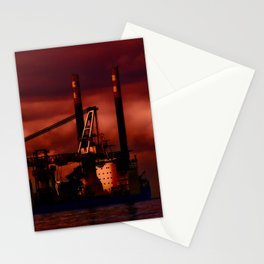 Passing Rig Stationery Cards