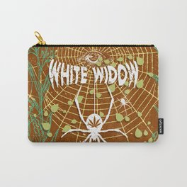 WHITE WIDOW Carry-All Pouch