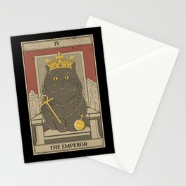 The Emperor Stationery Cards