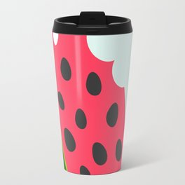 just one slice please Travel Mug