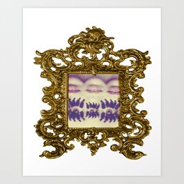 Framed Soul Art Print