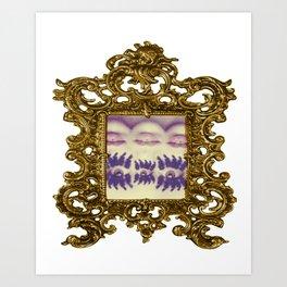 Framed Soul Art Print