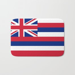 State flag of Hawaii Bath Mat