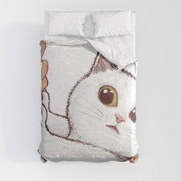 Don't kiss me, human Comforters