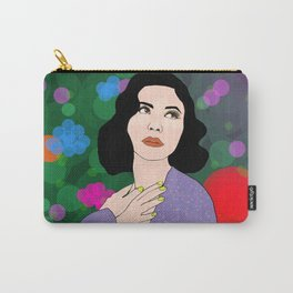 Marina Neon Nature Tour Froot Carry-All Pouch