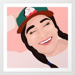 @aminampasha Art Print