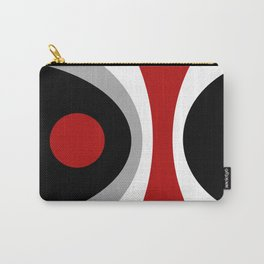 Colorful geometric composition Carry-All Pouch