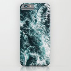 Green Seas, Yes Please iPhone 6 Slim Case