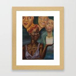 Extra Strength Skin Bleaching Formulation Framed Art Print