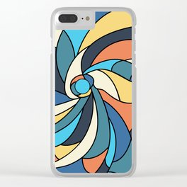 COLOR EXPLOSION Clear iPhone Case