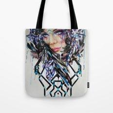 Salvage Beauty Tote Bag
