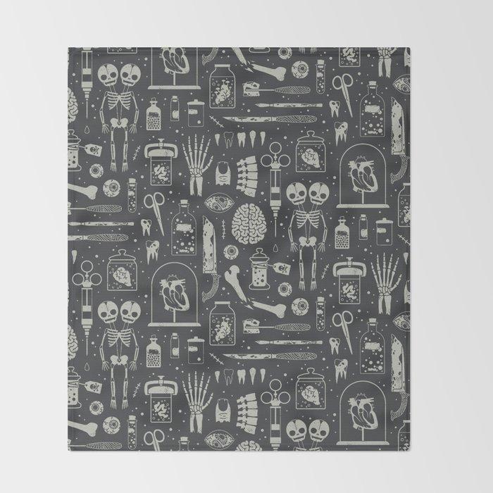Oddities: X-ray Throw Blanket