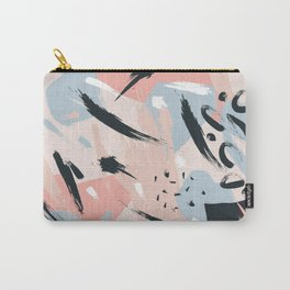 Pastel abstraction I Carry-All Pouch