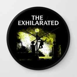 The Exhilarated Wall Clock