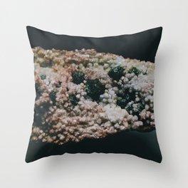 Calcite & Pyrite Throw Pillow