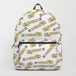 Kitty Blonde Ambition Backpack