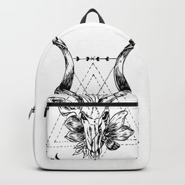 Beauty in Death Backpack