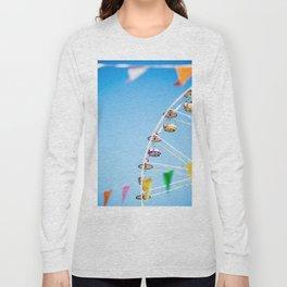 Manege sky colour Long Sleeve T-shirt