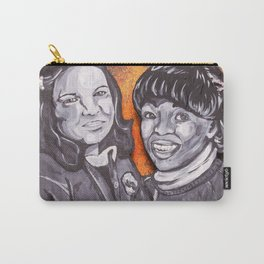 Natalie and Tootie, The Facts of Life Carry-All Pouch