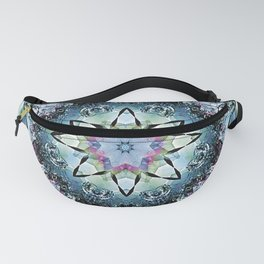 Mandalas from the Heart of Truth 2 Fanny Pack