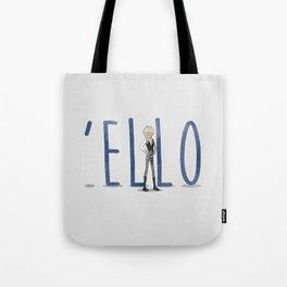 'Ello Tote Bag