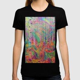 Hipster Forest T-shirt