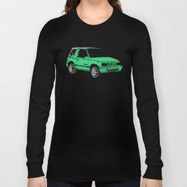 Retro 80s Truck / SUV Long Sleeve T-shirt