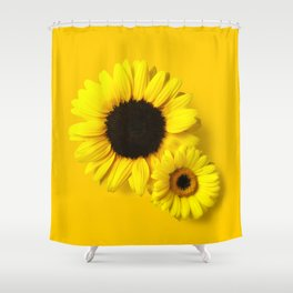 You're a Sunflower Shower Curtain