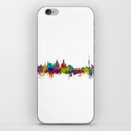 Dresden Germany Skyline iPhone Skin