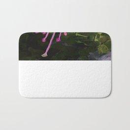 Dancing Pink Fuscia Bath Mat