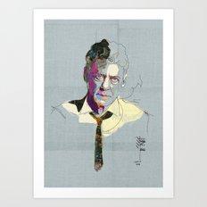 Chico Buarque Art Print