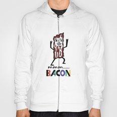 mmm bacon Hoody