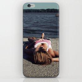Flood Level iPhone Skin