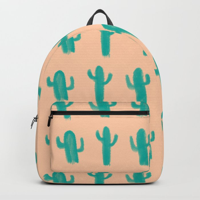 casual cacti Backpack