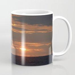 Poros sunset 1 Coffee Mug