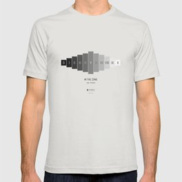Zone System - IN THE ZONE - Tapered Out T-shirt
