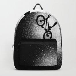 Splash Bike Rider Gift Idea Design Motif Backpack