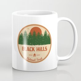 Black Hills National Forest Coffee Mug