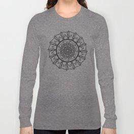 Self-mastery Mandala Long Sleeve T-shirt