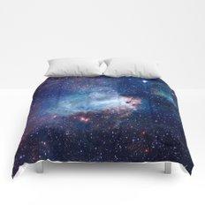 Omega Nebula Comforters