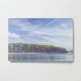 Summer Lake 1 Metal Print