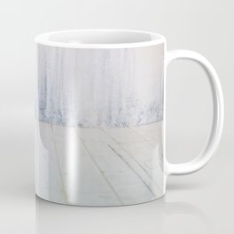 Empty bright interior with copy space Coffee Mug