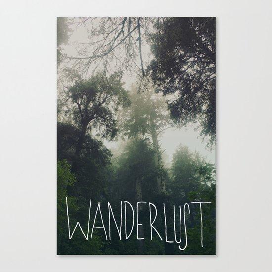 Wanderlust: Oswald West, Oregon Canvas Print