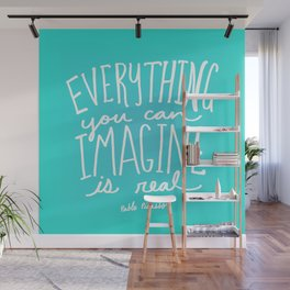 Picasso: Imagine Wall Mural