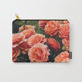 Roses at International Rose Test Garden Carry-All Pouch