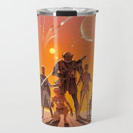 Space Opera Concept Travel Mug
