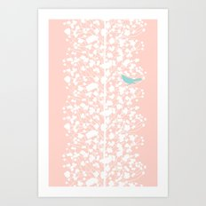 Morning Blossom Art Print