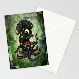 Maxwell the Sea Monster Stationery Cards