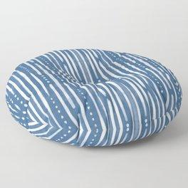 Shibori Tribal #society6 #shibori Floor Pillow