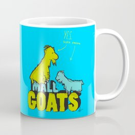 Mall Goats Coffee Mug